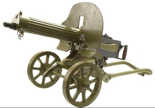 Станковый пулемет Максим.1910/30