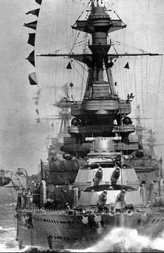 Линейный корабль «Royal Oak»