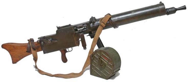 Пехотный пулемет MG-08/15