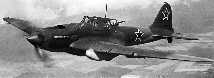 Штурмовик Ил-2М