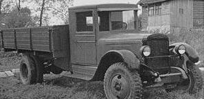 Бортовой автомобиль ЗиС-11