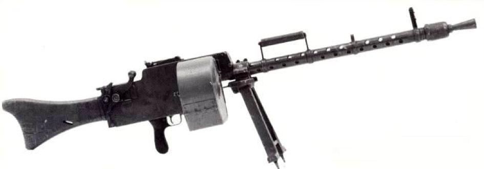 Ручной пулемет MG-08/18