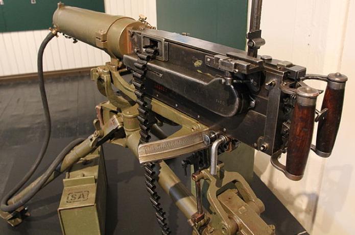 Станковый пулемет Maxim M/32-33