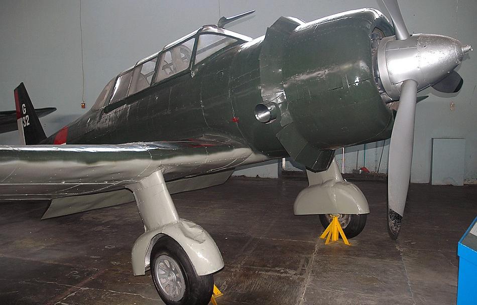 Штурмовик Mitsubishi Ki-51