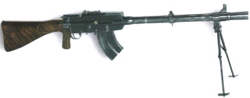 Ручной пулемет Lahti - Saloranta L/S-26