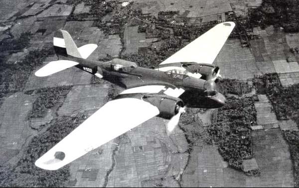 Бомбардировщик Martin Model 139WH-1