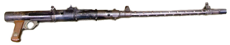 Авиационный пулемёт MG-15