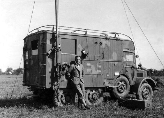 Радиостанция Raba 38-М (Botond І)