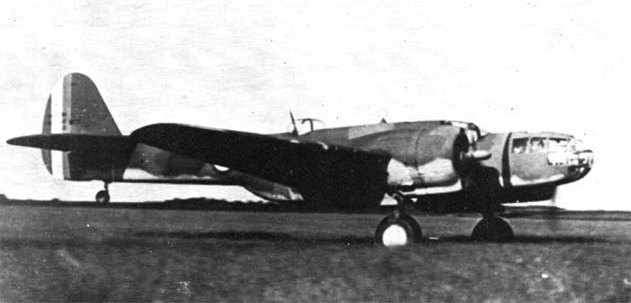 Бомбардировщик Martin - 167F (167-A3)