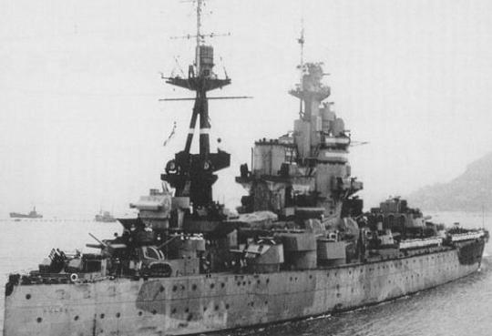 Линейный корабль «Nelson»