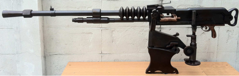 Станковый пулемет Hotchkiss Mle 1914