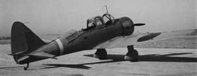 Штурмовик Tachikawa Ki-36