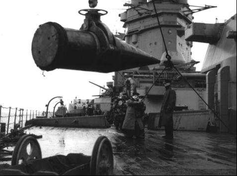 Линейный корабль «Rodney»
