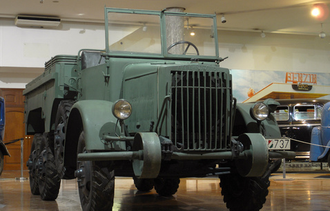 Грузовик  Raba  М-42М (Botond ІІ)