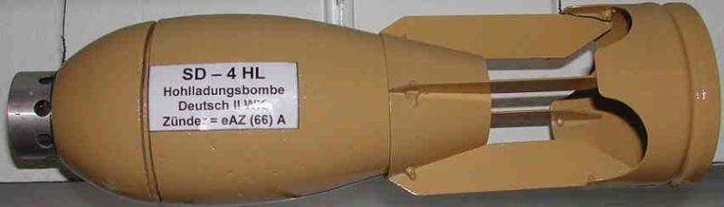 Кумулятивная бомба SD 4-HL