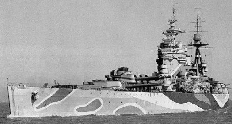 Линейный корабль «Rodney»Линейный корабль «Rodney»