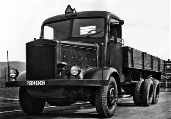 Грузовик Tatra-81 (Т-81 D)