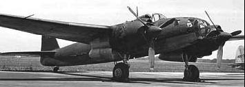 Бомбардировщик Yokosuka P1Y Ginga
