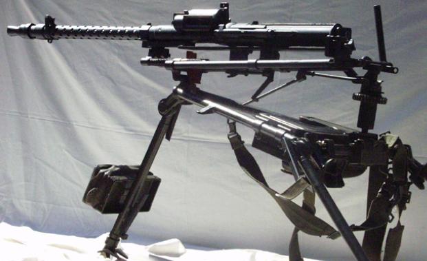 Пехотный вариант - MG-17's