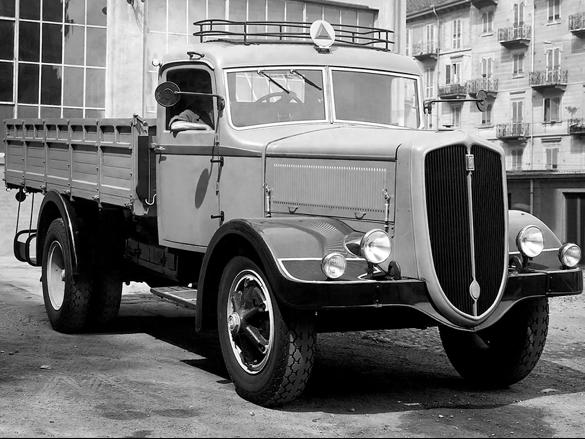 Грузовик Fiat 634-NM