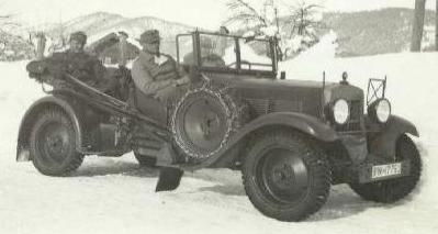Автомобиль «Adler 12N-RW»