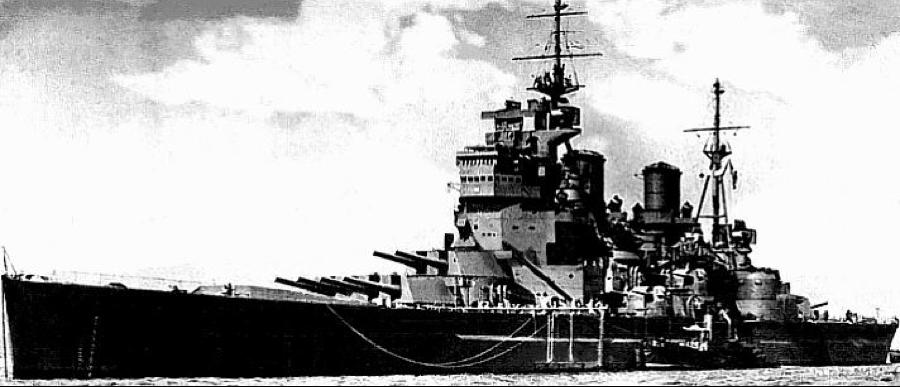 Линейный корабль «Prince  of  Wales»