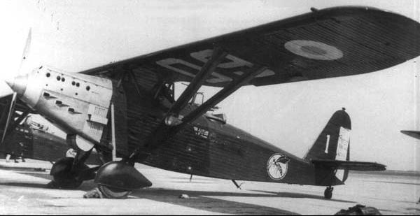 Бомбардировщик Potez 390