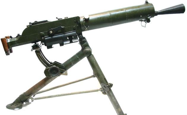 станковый пулемет Maschinengewehr Patent Schwarzlose M-07/12