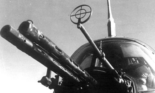 Спаренный авиационный пулемет MG-81Z
