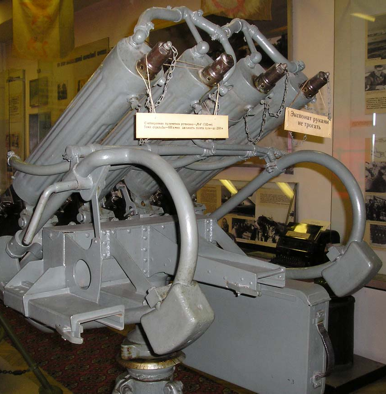 Зенитно-пулеметная установка М-4