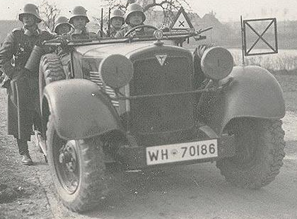 Автомобиль «Adler 12N-3G»