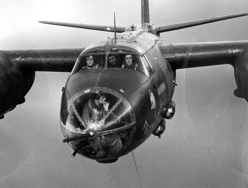 Бомбардировщик Martin B-26С
