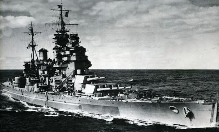 Линейный корабль «Duke of York»