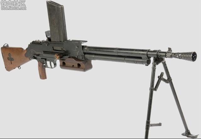 Ручной пулемет MAC M-1924/29
