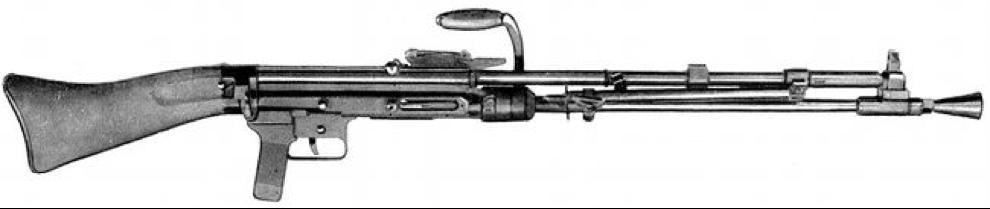 Ручной пулемет Knorr-Bremse MG-35/36