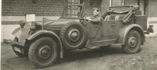 Штабной автомобиль «Adler-3Gd» (Kfz 12)
