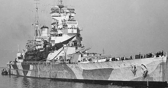 Линейный корабль «Howe»