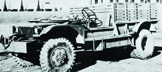 Низкопрофильный грузовик G-7129