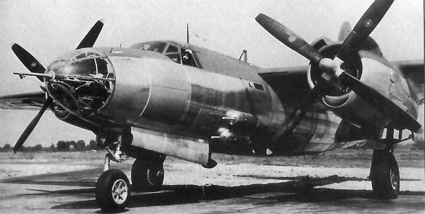 Бомбардировщик Martin B-26G-6