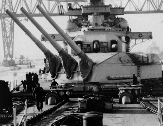 Линейный корабль «Scharnhorst»