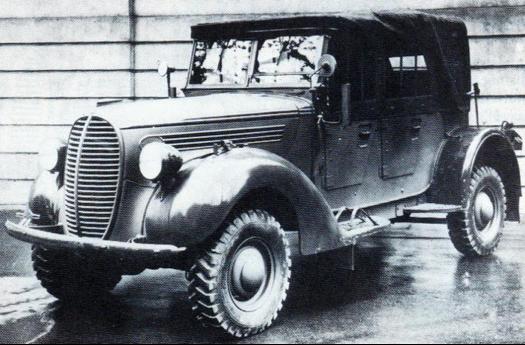 Внедорожник Ford 91-Y Marmon-Herrington