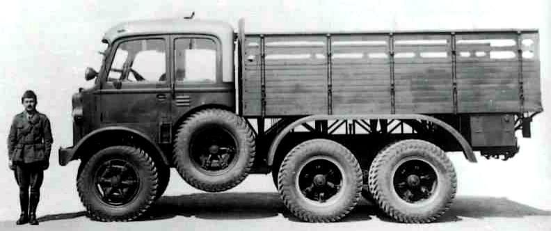Грузовик Breda-51