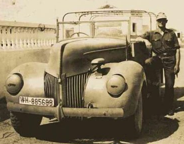 Внедорожник Ford 01-С Marmon-Herrington