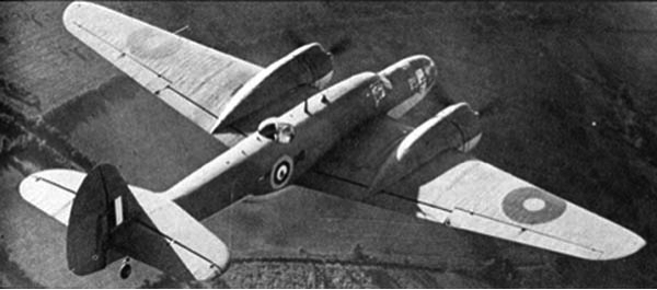 Бомбардировщик Maryland Mk-II