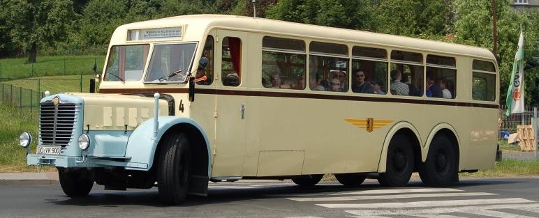 Автобус Büssing-NAG 900-N