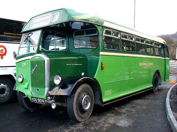 Городские автобусы «Dennis»