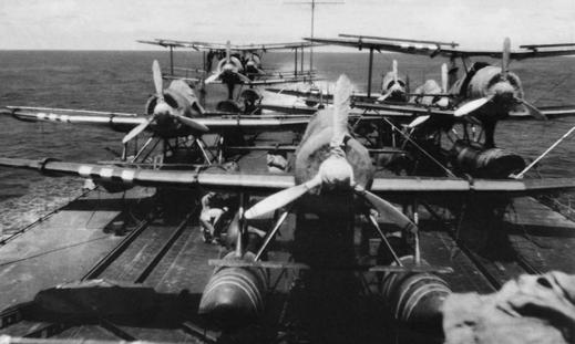 Тяжелый крейсер «Mogami»