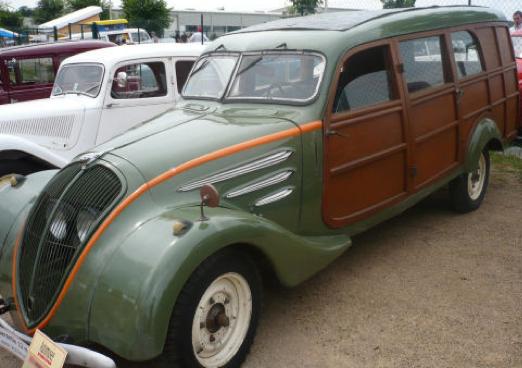 Универсал Peugeot-402
