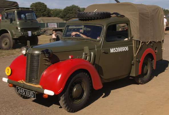 Пикап Austin 8-HР (Tilly)