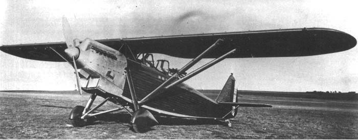 Бомбардировщик Potez 391